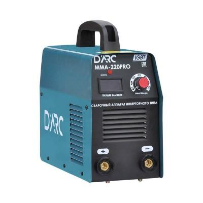 купить Аппарат сварочный инверторный D`ARC MMA-220pro