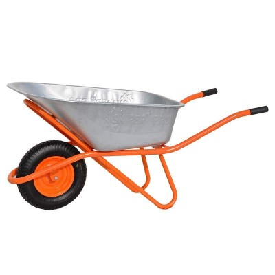 купить Тачка строительная SKIPER 130 expert PRO(до 130 л, до 300 кг, 1x4.00-8, пневмо)