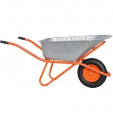 Тачка строительная SKIPER 130 expert PRO (до 130 л, до 300 кг, 1x4.00-8, пневмо)