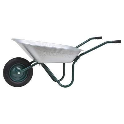 купить Тачка садовая SKIPER 1x85 FERMER (до 85л, до 150 кг, 1x3.25-8, пневмо)