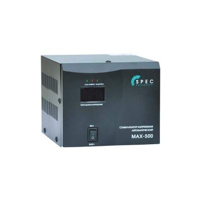 купить Стабилизатор напряжения автоматический SPEC MAX-500