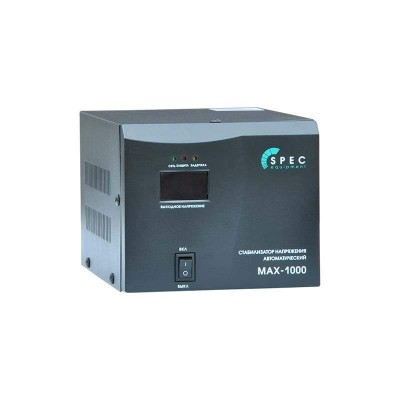 купить Стабилизатор напряжения автоматический SPEC MAX-1000