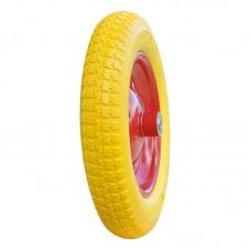 Колесо для тачки SKIPER 3.25-8 PU (20х80)