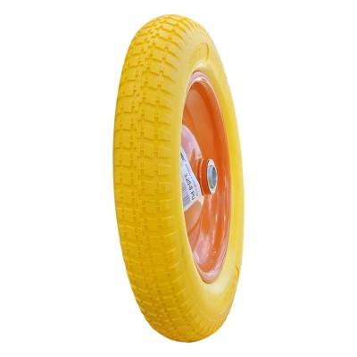 купить Колесо для тачки SKIPER 3.25-8 PU (16х80)