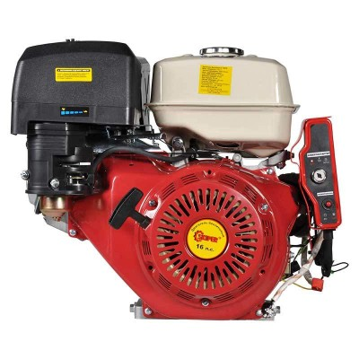 купить Двигатель бензиновый 190 FE для культиваторов (электростартер) (вал шлиц. ф25мм х40мм)